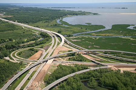 US 41 / 43 Interchange (Green Bay)