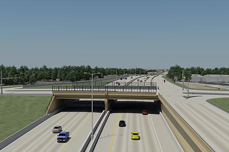 I-43 N/S Freeway