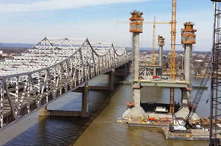 Louisville Ohio River Bridges