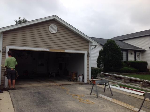 new garage door installation aurora il