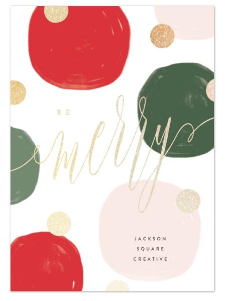 Merry Dots by Kristie Kern