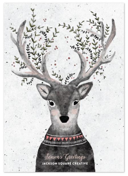 Reindeer Love by Cass Loh