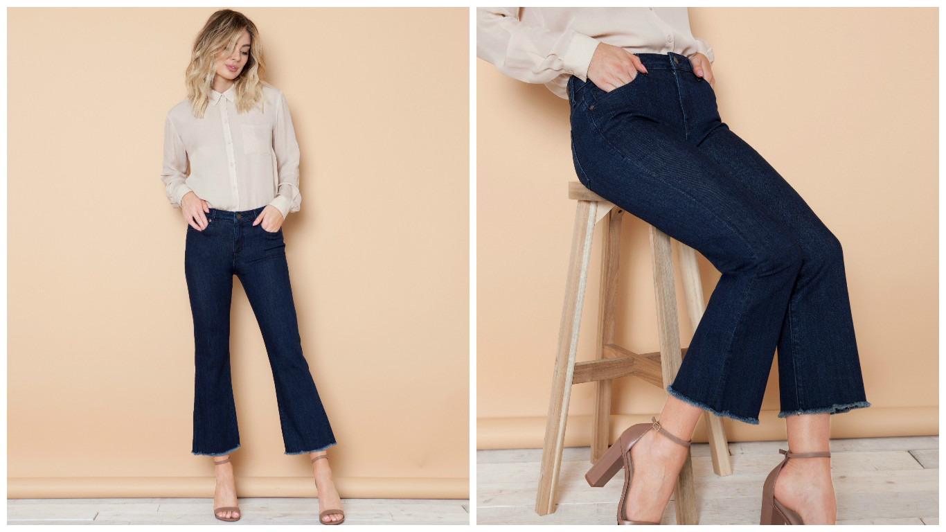 From ultra-wide legs, cropped flares, '70s bells, and modern boot-cut silhouettes