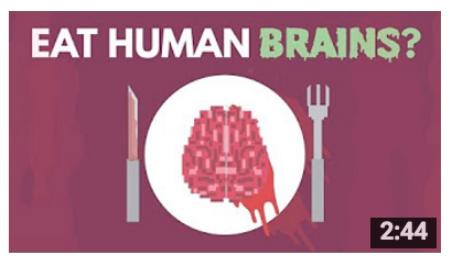 Eat Human Brains