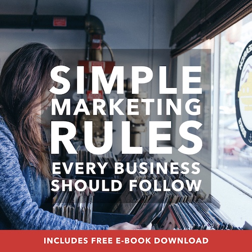 Simple Marketing Rules