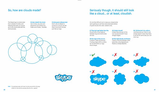 Skype Logo Style 2