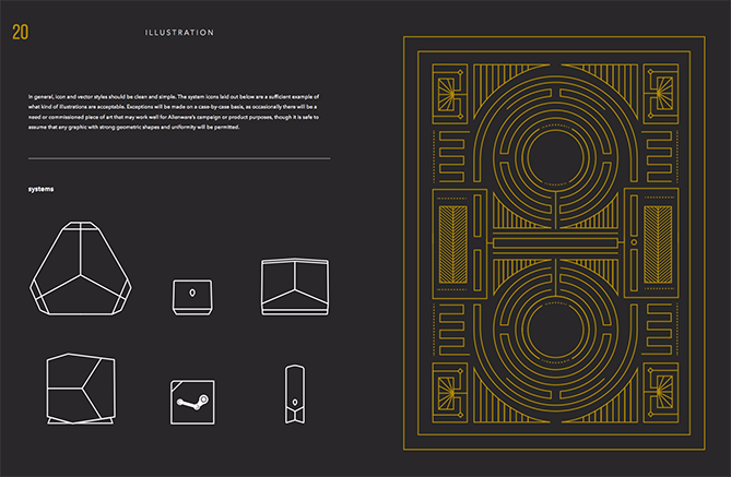 Alienware Illustration Style Guide