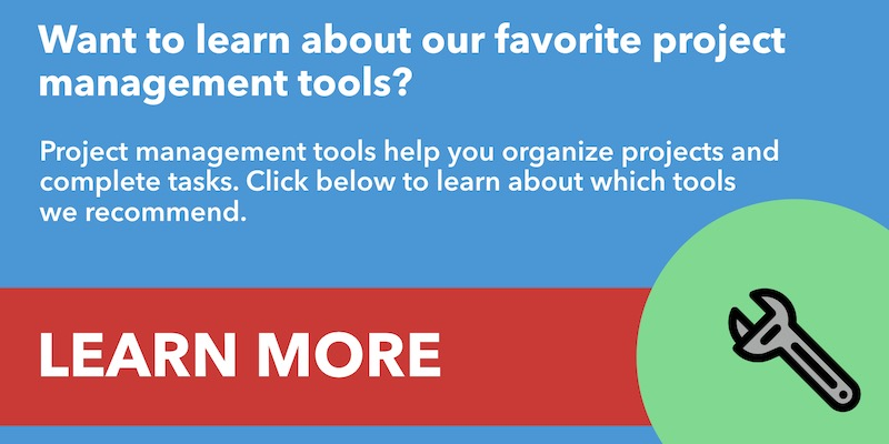 Learn RedFork's 3 Favorite Project Management Tools