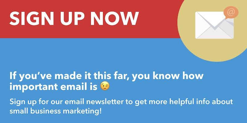 The RedFork Email Newsletter