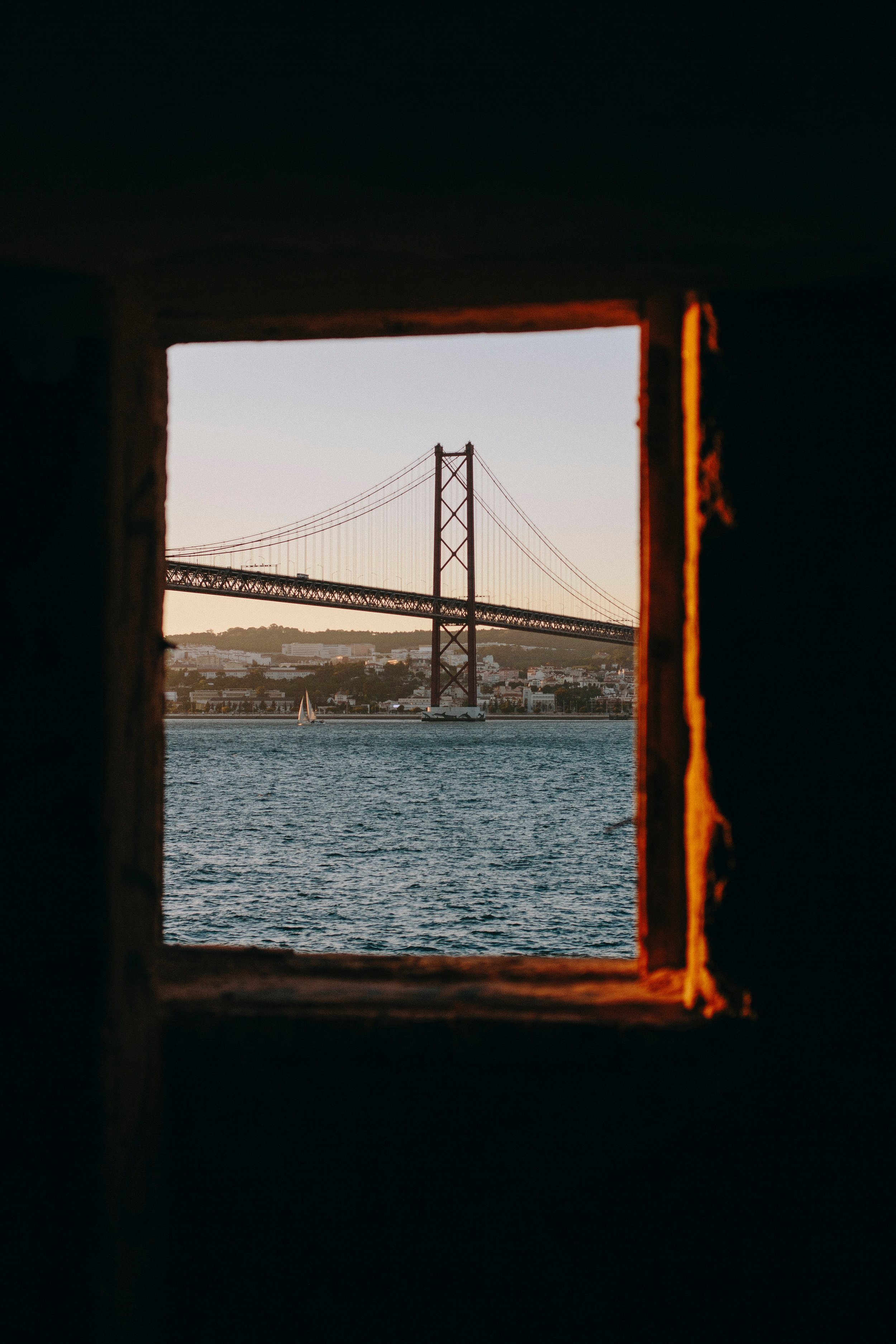 Look For Interesting Ways To Frame Your Subject To Improve Your Pictures