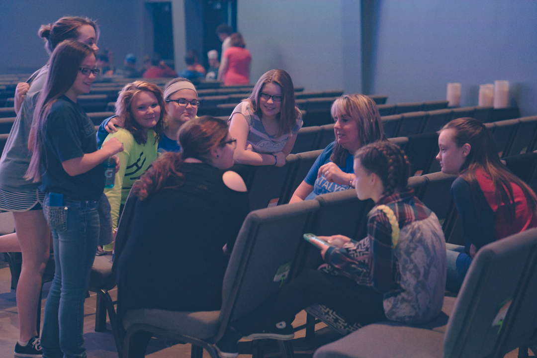 CATALYST STUDENT MINISTRY - Wednesday Night Leader | Small Group Leader | Audio/Visual