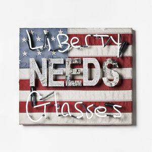 Liberty Needs Glasses
