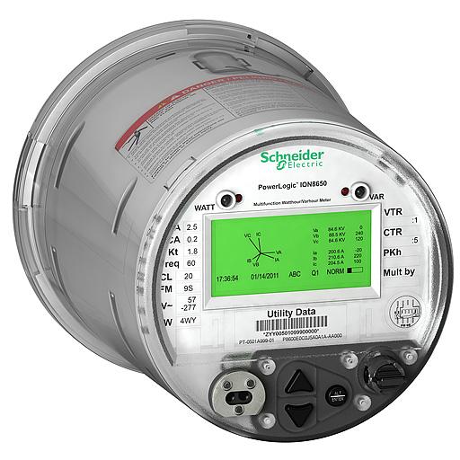 Schneider ION Meter