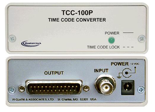 masterclock tcc100