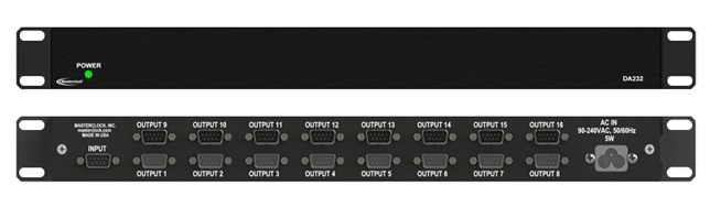 RS-232C Isolation and Distribution Amplifier