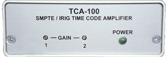 Distribute Time Code