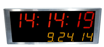 TCDS8646-SS Time Code Digital Display