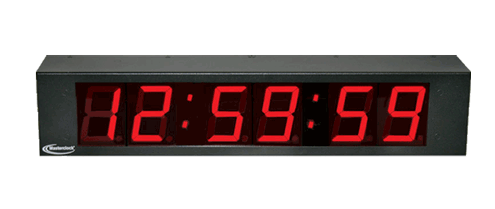 NTDS26 NTP Digital Clock