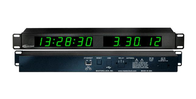 TCDS112-RM Time Code Digital Display