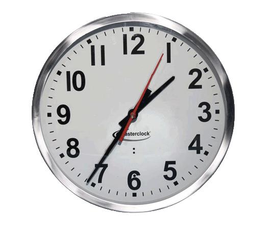 CLKNTD12-SS NTP Analog Clock