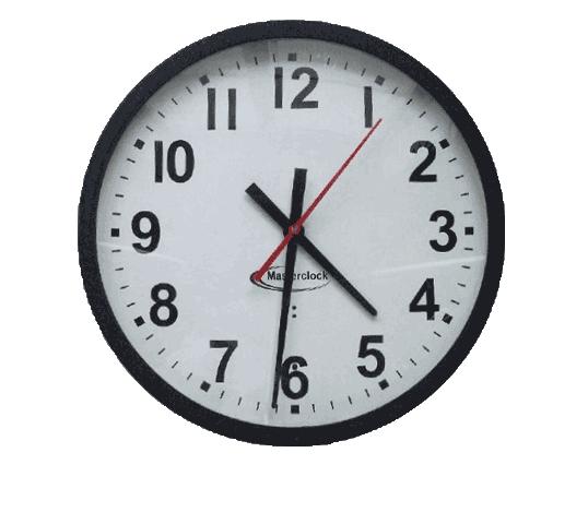 CLKNTD12 NTP Analog Clock