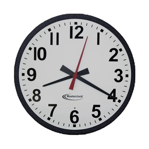 CLKNTD15 NTP Analog Clock