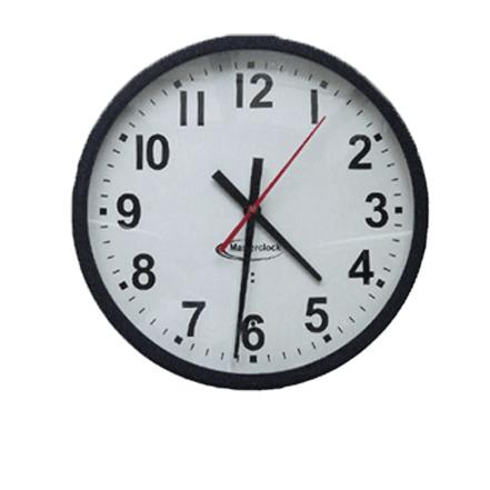 CLKTCD12 Time Code Analog Clock