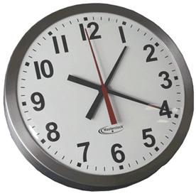 CLKTCD18-SS Time Code Analog Clock