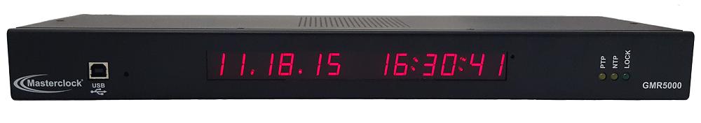 GMR5000 Master Clock