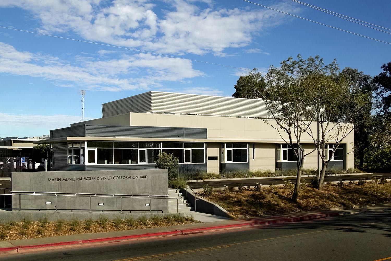 Marin Municipal Water District Laboratory