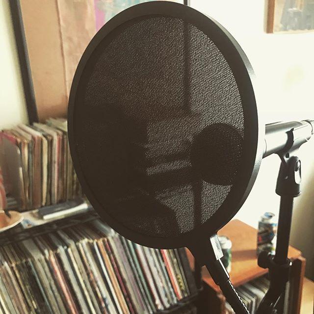 keep rockin. new music comin soon. . . #rockstar #rockandroll #indieartist #indiemusic #indierock #studio #ilovemusic #ilovevinyl #inspiration #music #musically #puttininwork #sundayscaries @shure