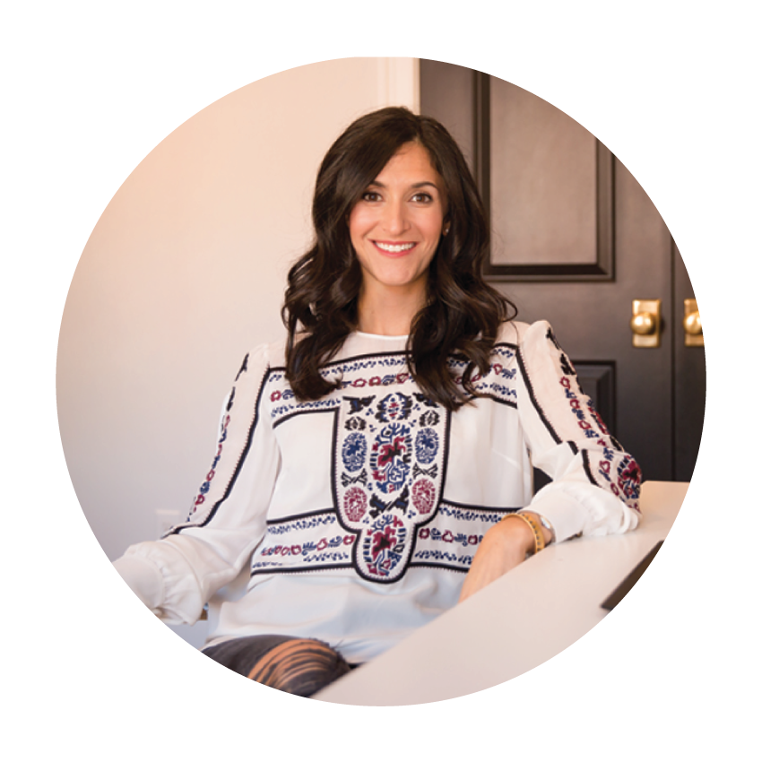 Meet Victoria, the owner behind this interior design studio—which started in 2009. She absolutely loves designing homes that spark joy and inspiration for her clients. When she's not designing' she spends time with her family in Hoboken, NJ.