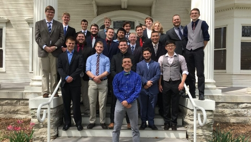 Alpha Theta Chi 4.21.17 - Post Initiation