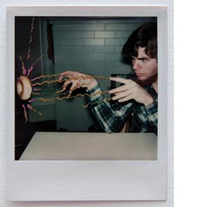 Zip-to-ZZZ Series   Painted Polaroid SX-70  __