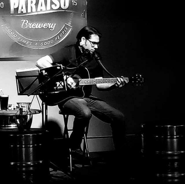 June 19, 2019 show starts at 8:00 PM    Hosted by Lone Ranger Music and Paraiso Brewery   Listen to some good music by Eric Gregg while enjoying some good beer and good food!