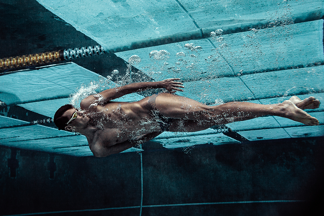 Olympians - Calvyn Justus