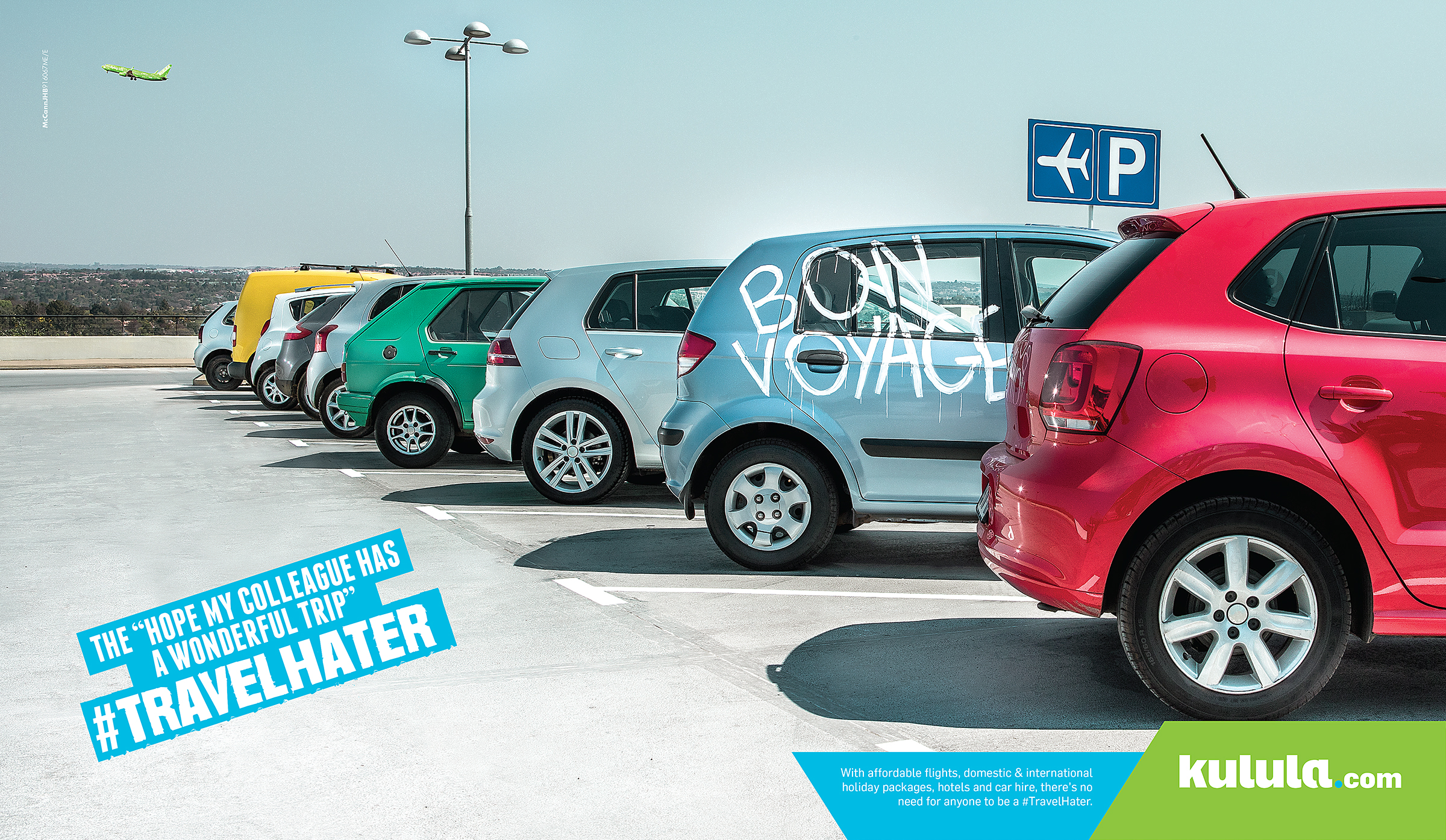Kulula - Travel Haters Campaign