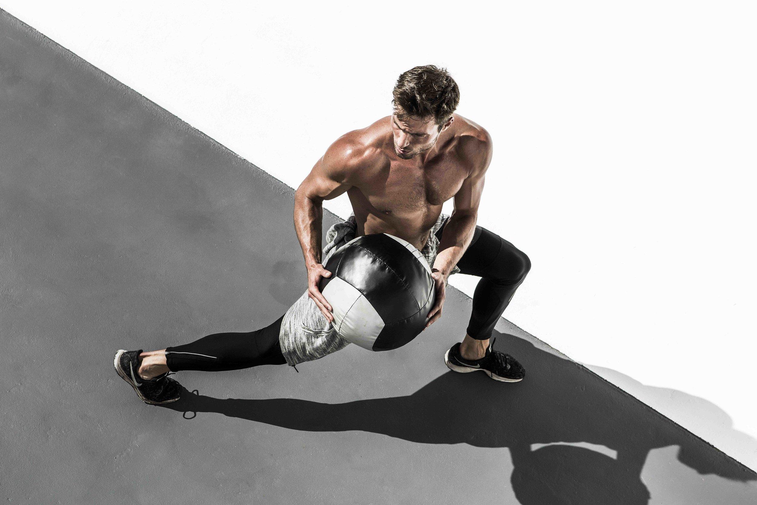 Men's Health - Box Fit
