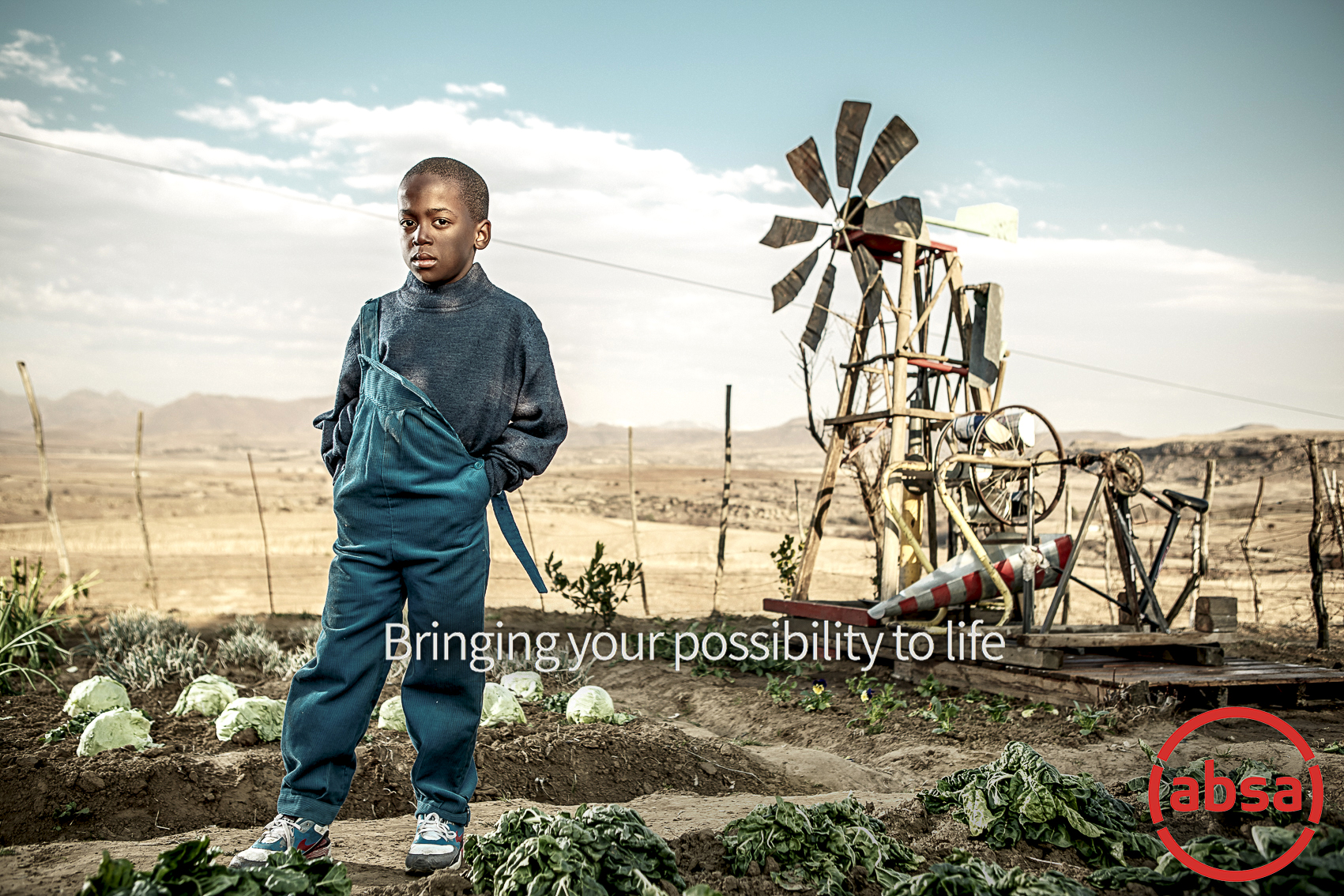 ABSA - Corporate Banking Campaign