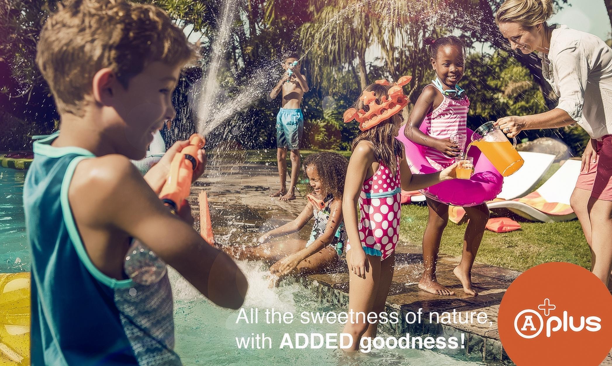 A + Vitamin E Enriched Sugar Campaign