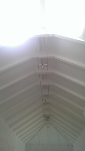 Kitchen Ceiling Repair in Portsmouth - Hampshire - Southsea - Fareham