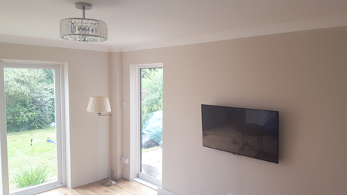 Painting and Decorating of Property in Portsmouth - Hampshire