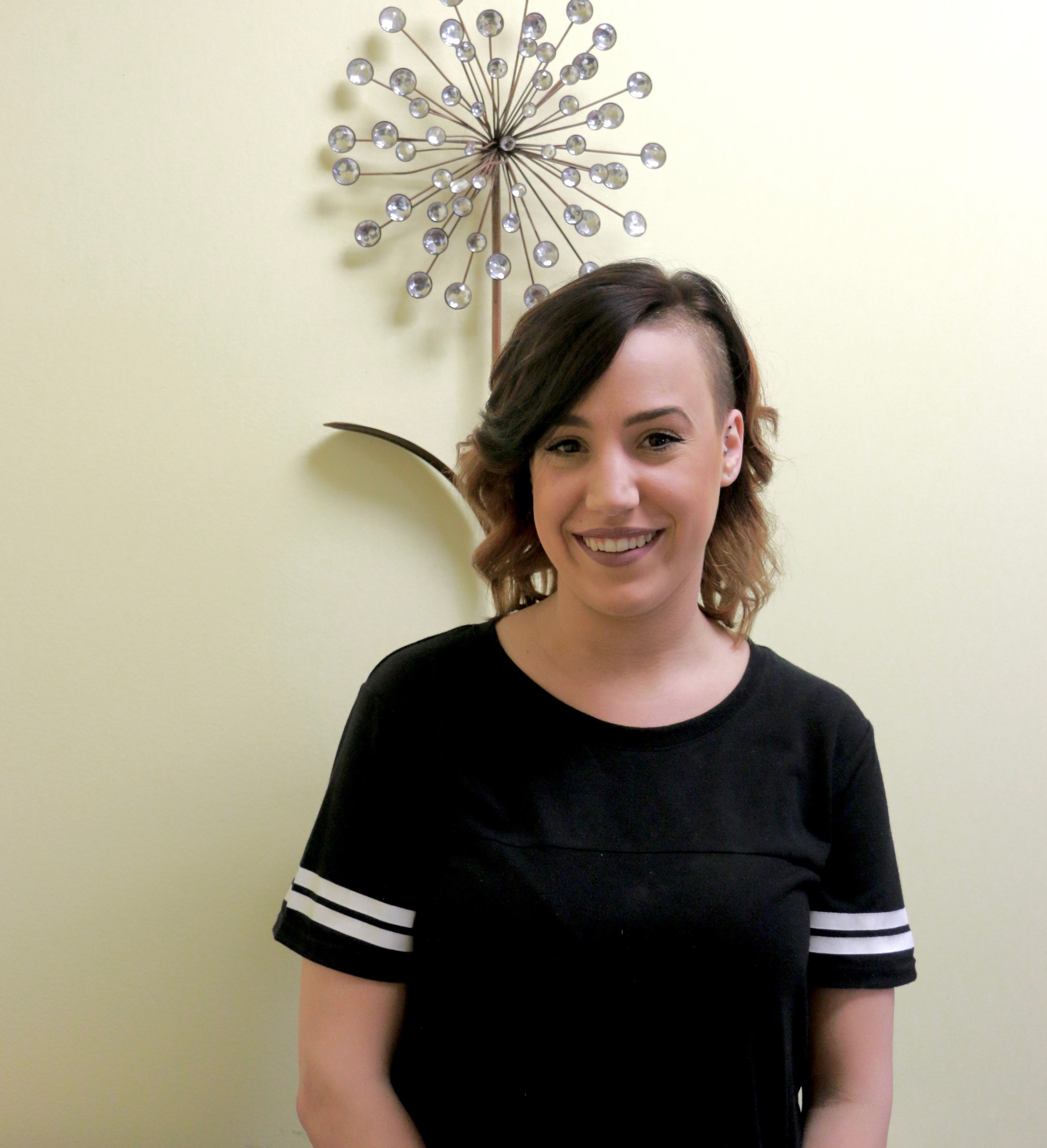 Carly   - Partner - ESTHETICIAN -  With an eye for the natural beauty in everything and everyone, her amazing attention to detail will leave you with perfect skin and nails. Carly will also add length and beauty to your lashes, expertly applying lash extensions that will make your eyes shine!