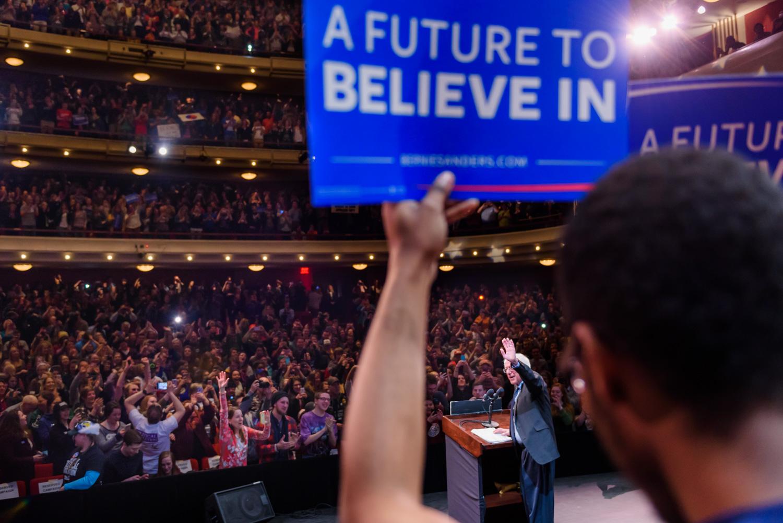 Bernie Sanders - Town Hall Meeting in Appleton, WI