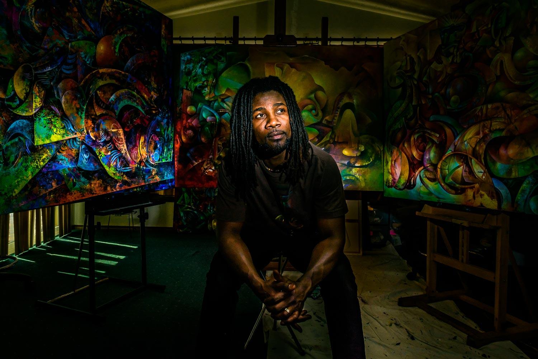 Painter, Pianist, Photographer