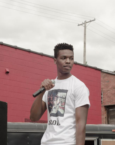 "Sarob - Local Columbus rapper and Denison alumni, Sarob, will take the stage on Friday at Doobie Palooza. The singer-songwriter started his musical career in late 2013 with his track, ""high noon.,"" a well-known to Denison flip of Kankick's classic instrumental, ""Seeing Spirits"". In April of 2014, Rob released his first official mixtape titled"