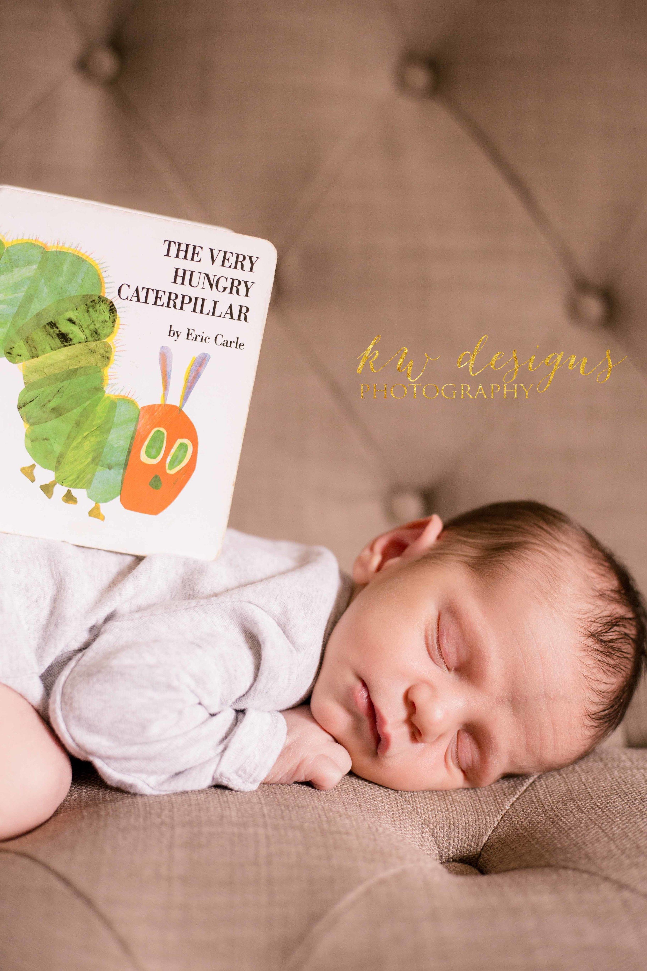 KW Designs Photography Newborn