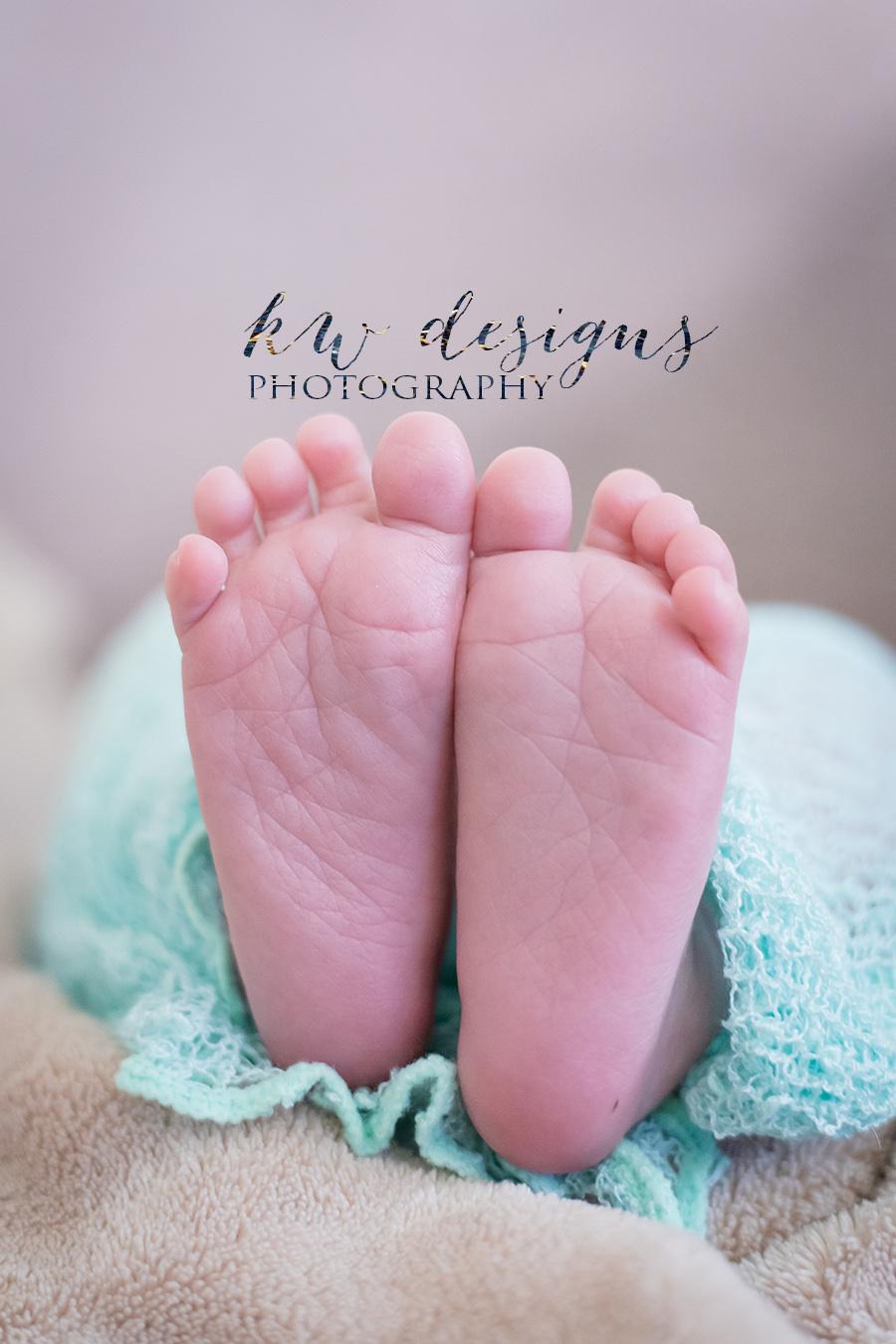 KW Designs Photo Newborn