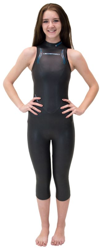 I bought a wetsuit.  I will not look like this in it.