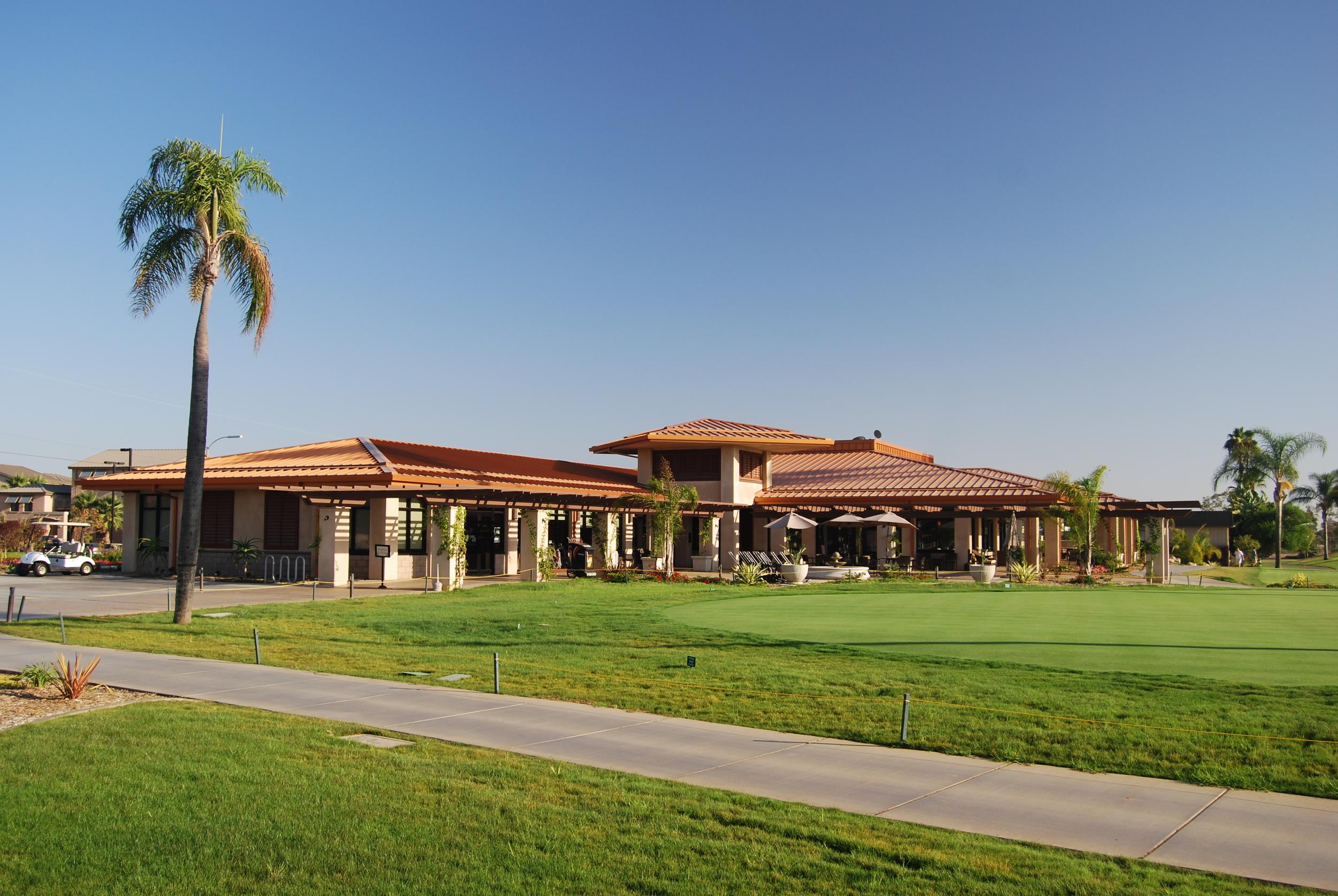 Miramar Clubhouse Exterior